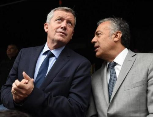 Monzó y Cornejo negociarán hoy con Macri para no romper con Cambiemos, pero piden espacios de poder