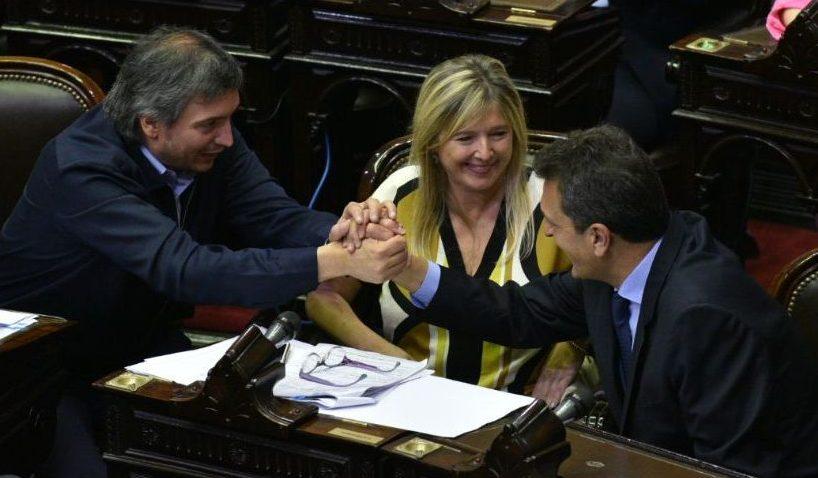Sergio Massa Presidente de la Cámara