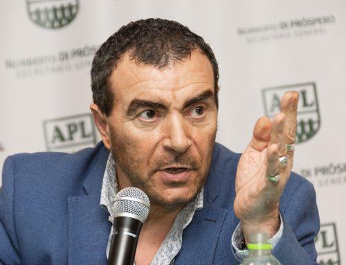 """Norberto Di Próspero: """"Seré candidato en las elecciones de APL 2020"""""""