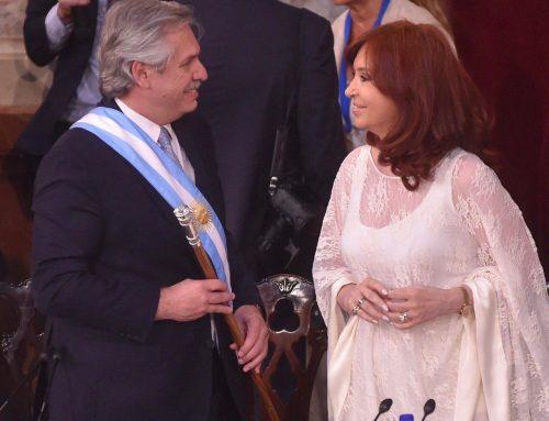 Juró Alberto Fernández como el nuevo presidente de la nación y llamó a la unidad de todos los argentinos
