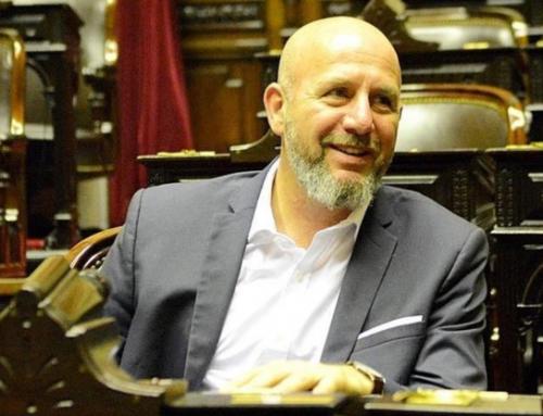 Wolff sobre las rejas de Plaza de Mayo: «A los que hay que felicitar es a la futura oposición»