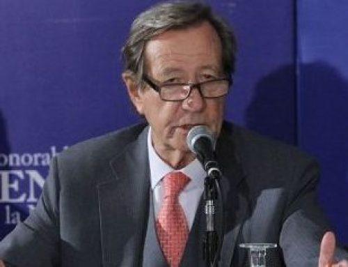 Leandro Despouy fue propuesto para recibir la Mención de Honor J. B. Alberdi de la HCDN