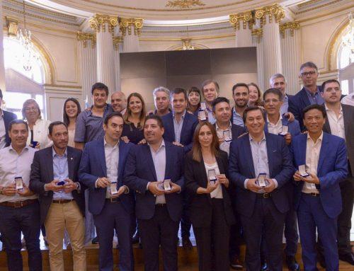 Legislatura Porteña – Entregaron medallas a diputados salientes
