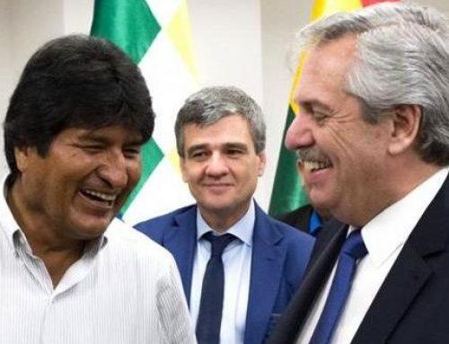 Evo Morales está en Argentina pero no podrá hacer declaraciones políticas