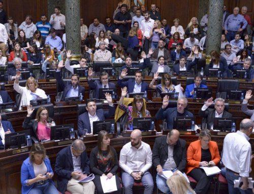 Legislatura porteña: Se habilitó la venta de inmuebles innecesarios