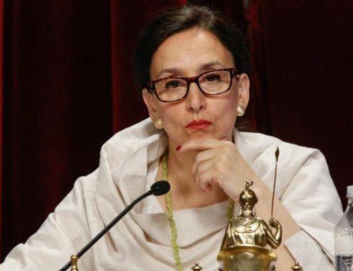 Antes de dejar el Senado, Michetti activó el comité de violencia género tras la denuncia contra Alperovich