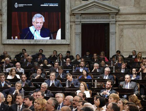 La oposición solicitó una videoconferencia con el presidente Alberto Fernández