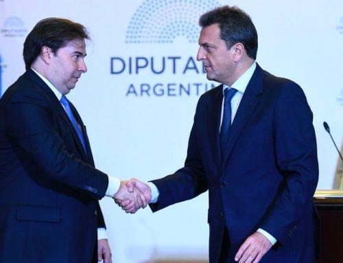 Massa recibió a su par brasilero: «El conflicto por el Acero y el Aluminio es el puntapié de una agenda de trabajo entre ambos países»