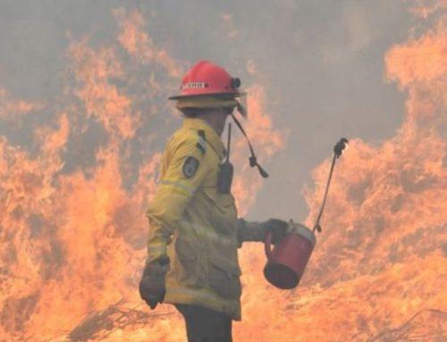 Australia :»panorama desolador» de los incendios y por los «agentes nocivos» que se generan