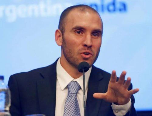 Guzman en el Congreso:»El F.M.I es responsable de la crisis Argentina»