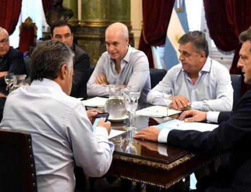 Negri dice que están comprometidos con resolver la deuda externa, pero que le preocupan las provincias (AUDIO)