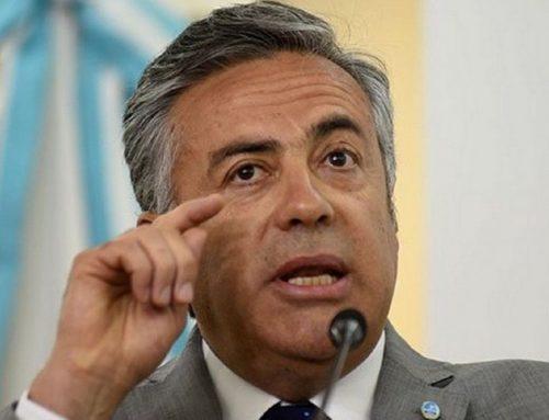 Cornejo sobre la gestión de Fernández: «Es prematuro para evaluar, pero sí creo que hay señales negativas»