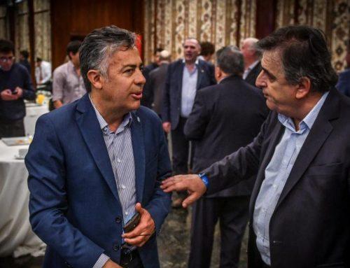 Gobernadores de JxC están reunidos en el Congreso junto a legisladores del espacio