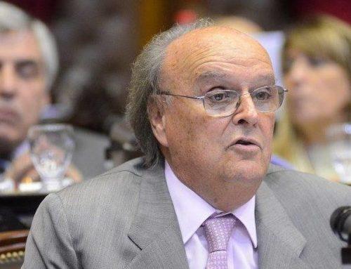 De Mendiguren dijo que el Consejo Económico y Social saldrá por Ley y se tratará en las extraordinarias