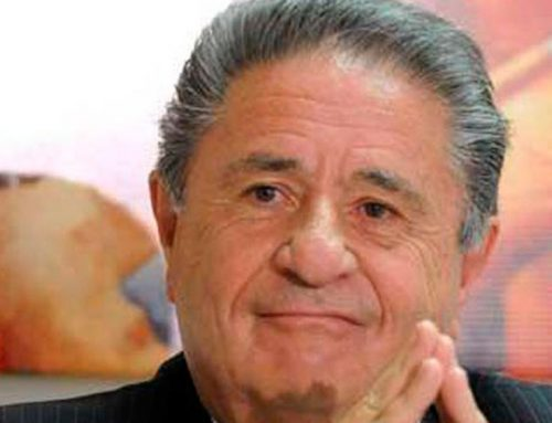 Gustavo Béliz recibió en la Rosada a Eduardo Duhalde