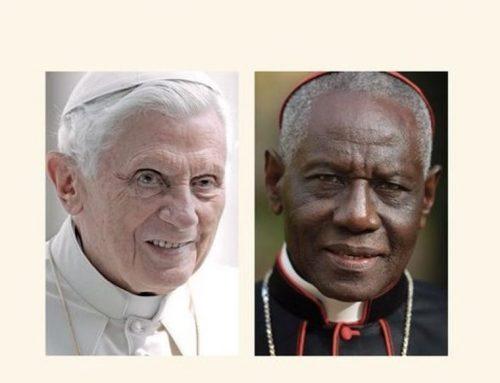 Atribuyen a Benedicto XVI un libro con fuerte defensa del celibato