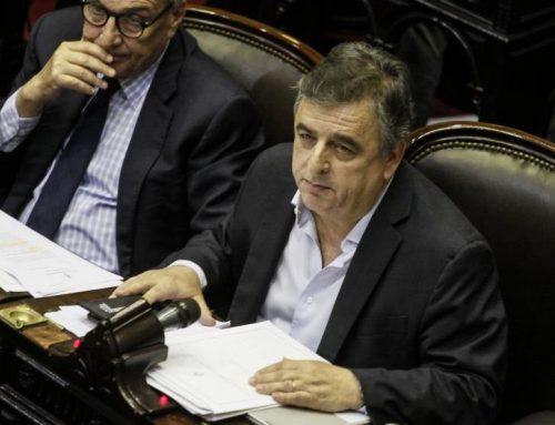 Negri por el proyecto de intervención en Jujuy: «Quieren dotar de impunidad a Milagro Sala»