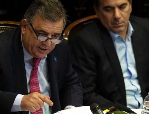 La oposición reclama el Informe de Gestión del jefe de gabinete