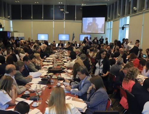 Desarrollo del proyecto de Consenso Fiscal que tiene dictamen de Diputados