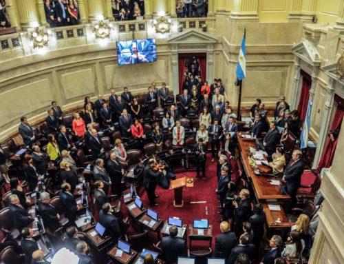 Doble sesión en el Senado, preparatoria y aval para los pliegos de los embajadores
