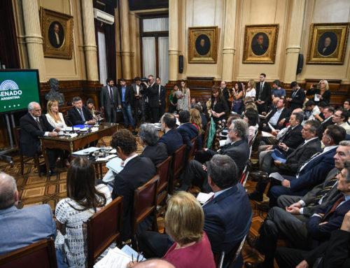 Hubo dictamen favorable para 12 nuevos embajadores