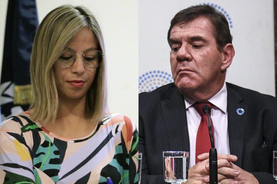 Adriana Caceres será reemplazo de Guillermo Montenegro
