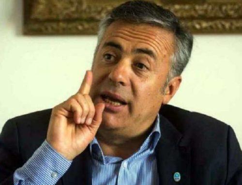 Alfredo Cornejo sostuvo que «no descarta» que el Gobierno quiera entrar en default
