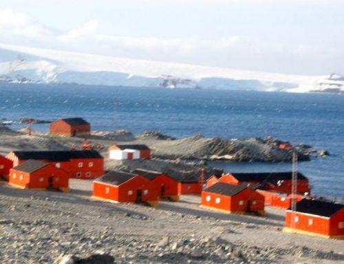 La Antartida y un calor recórd