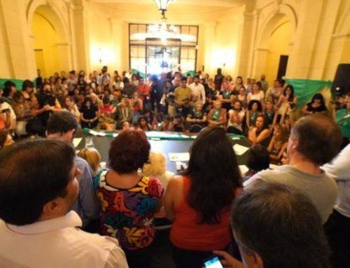 CABA: exigen la adhesión al protocolo de Interrupción Legal del Embarazo