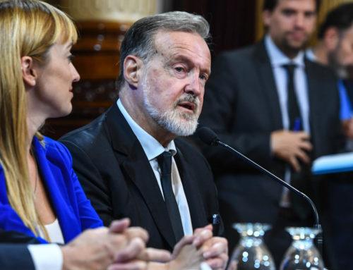 El Senado avaló el pliego de Rafael Bielsa como embajador en Chile