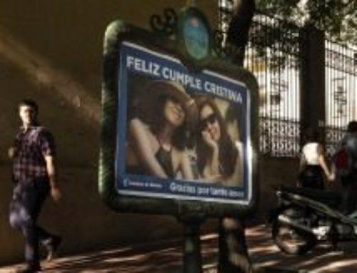 """Florencia Kirchner por el cumpleaños de Cristina : «Yo, siempre con vos. Feliz cumpleaños mamá!""""."""