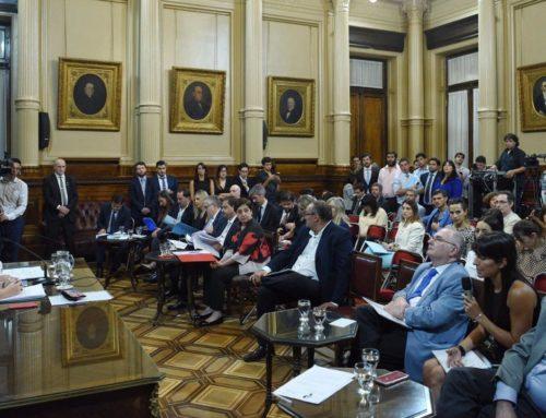 El oficialismo postergó el tratamiento de la Ley de Góndolas para el periodo ordinario
