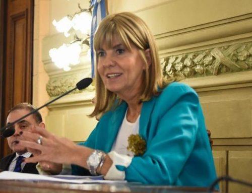 ROSARIO – ¿Presidente o presidenta? El cruce entre Rodenas y el senador Michlig