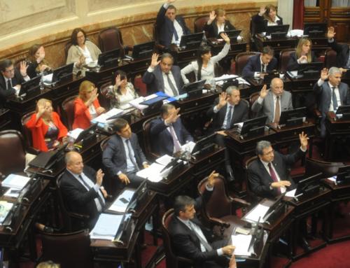 El Senado trata la Ley de Góndolas y Juntos por el Cambio ya advirtió que quiere modificaciones en la normativa