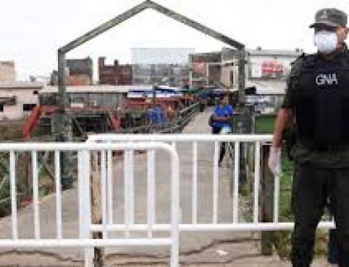 Por DNU, el Gobierno cerró las fronteras argentinas