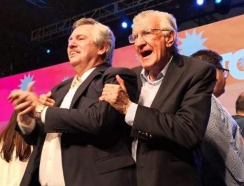 El PJ banca a Alberto F en medio de la pandemia: «El Presidente se puso el país al hombro»