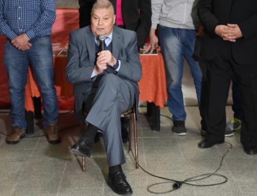 Pesar por la muerte del exdiputado José Karamarko