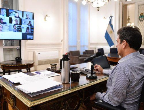 Ante la presión opositora, el oficialismo sigue fomentando la visita de ministros en el Congreso