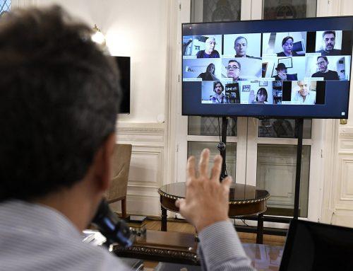 Diputados inaugura las reuniones de comisión a distancia con «visita virtual» del ministro de Educación