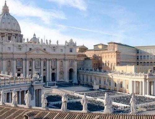 El Vaticano reclama una estrategia mundial contra la pandemia como se hace contra el cambio climático