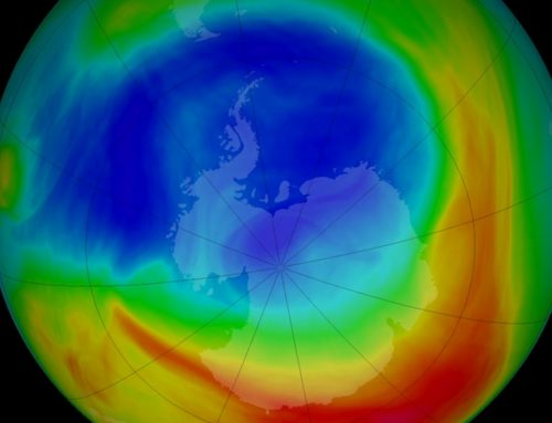 Registran un disminución en el agujero de ozono sobre el Ártico