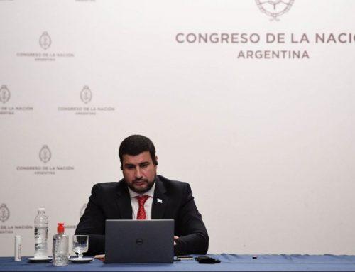 """Cleri en la Bicameral de DNU sobre la denuncia de espionaje: """"Me voy a poner a disposición de la Justicia»"""