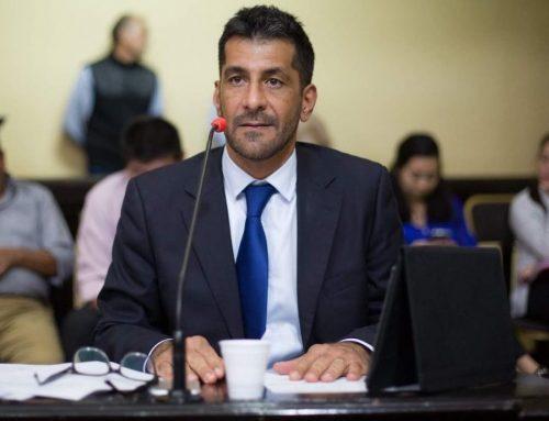 SALTA – Chibán: «está claro que Urtubey se robó todo»