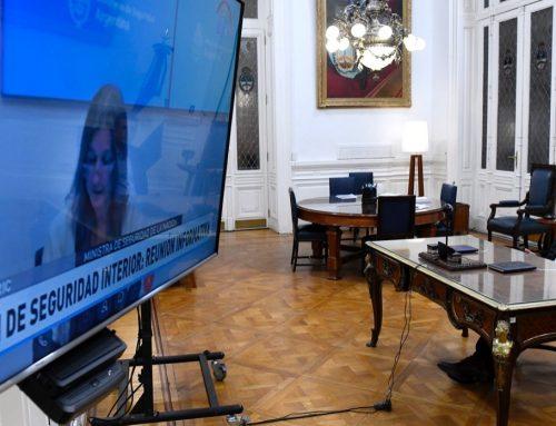 Frederic: «Todo indica que el Presidente va a mantener las fronteras cerradas»
