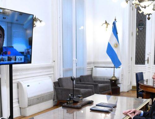 Arroyo: «Lo mejor que tiene Argentina es la red social que sostiene la situaciones críticas»