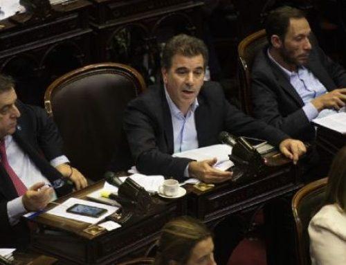 Ritondo contra el proyecto de Vallejos: «No queda claro cuáles son los grandes grupos económicos a los que se refiere la diputada»