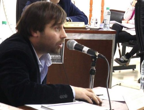 SANTA CRUZ – Daniel Roquel: «Parece que el intendente tiene distintas varas para medir las cosas»