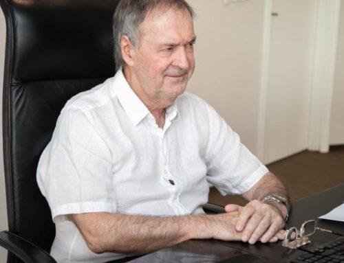 Schiaretti «Estamos listos para construir el Hospital Nacional» (Audio)