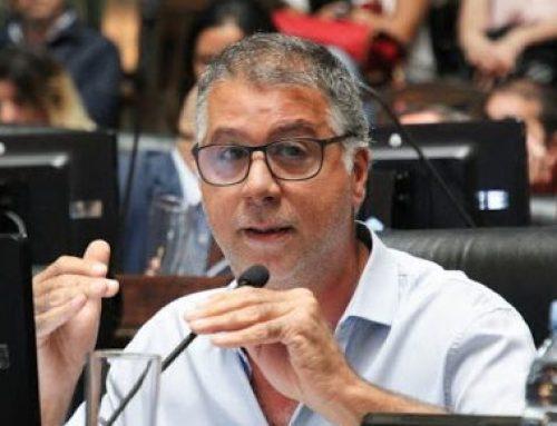 CABA – Andrade: «Destinar $109 millones a veredas, además de incomprensible, es ejecutar el presupuesto con criterios prepandémicos»