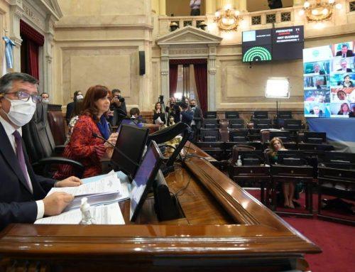 Segunda jornada de sesión mixta, habrá actividad en Senado y Diputados de manera simultanea
